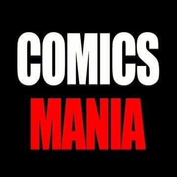 """Магазин """"Comics Mania"""""""