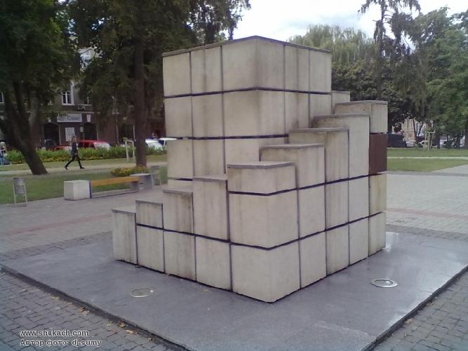 Пам'ятник Цукру