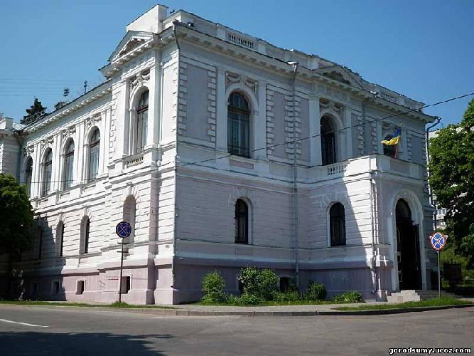 Художній музей Онацького